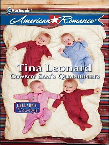 Cowboy Sams Quadruplets (Callahan Cowboys Book 5)