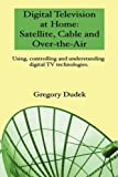 Digital Television at Home, Gregory Dudek, 0980991501