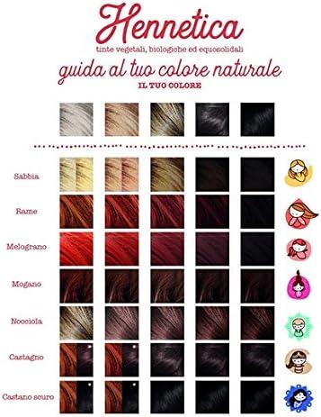 Color de cabello vegetal marrón oscuro - Ratri None