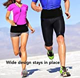 Stashbandz Sports Running Belt Waist Pack, Travel