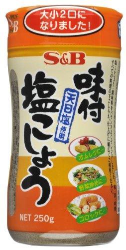 S&B胡椒鹽