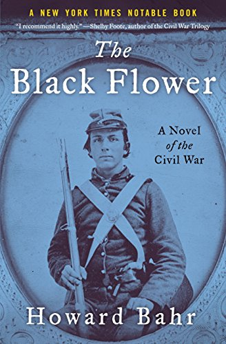 Book cover for The Black Flower