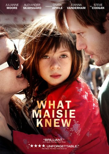 Knew Dvd (What Maisie Knew)