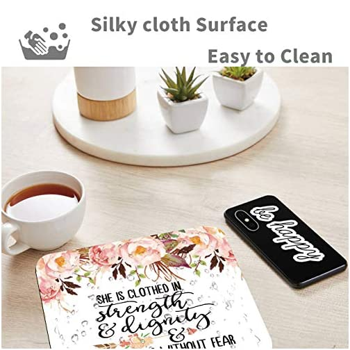 Mouse Pad Cute Custom Pattern Design Mouse Mat Non-Slip Rubber Base Gaming Mousepad for Wireless Mouse Laptop Computer… |