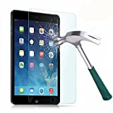 iPad Mini 1/2/3 Screen Protector, Jaorty Tempered Glass Film for Apple iPad Mini 1/2/3 (7.9 Inch)