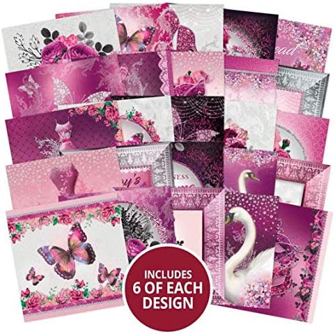 LBSQ138 Hunkydory The Square Little Book Of Rose Quartz Dreams