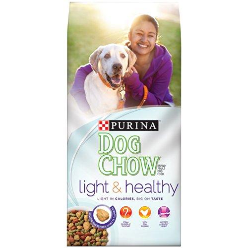 Dog Chow Light & Healthy Dog Food - 16.5lb