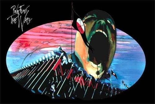 Pink Floyd Poster The Wall Marching Hammers