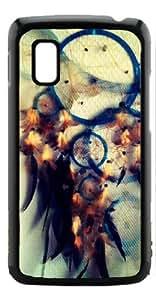 HeartCase Hard Case for Google Nexus 4 LG E960 ( Dream Catcher )