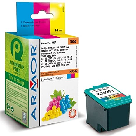 Para HP PSC 1510 XI - cartucho de tinta: Amazon.es: Electrónica
