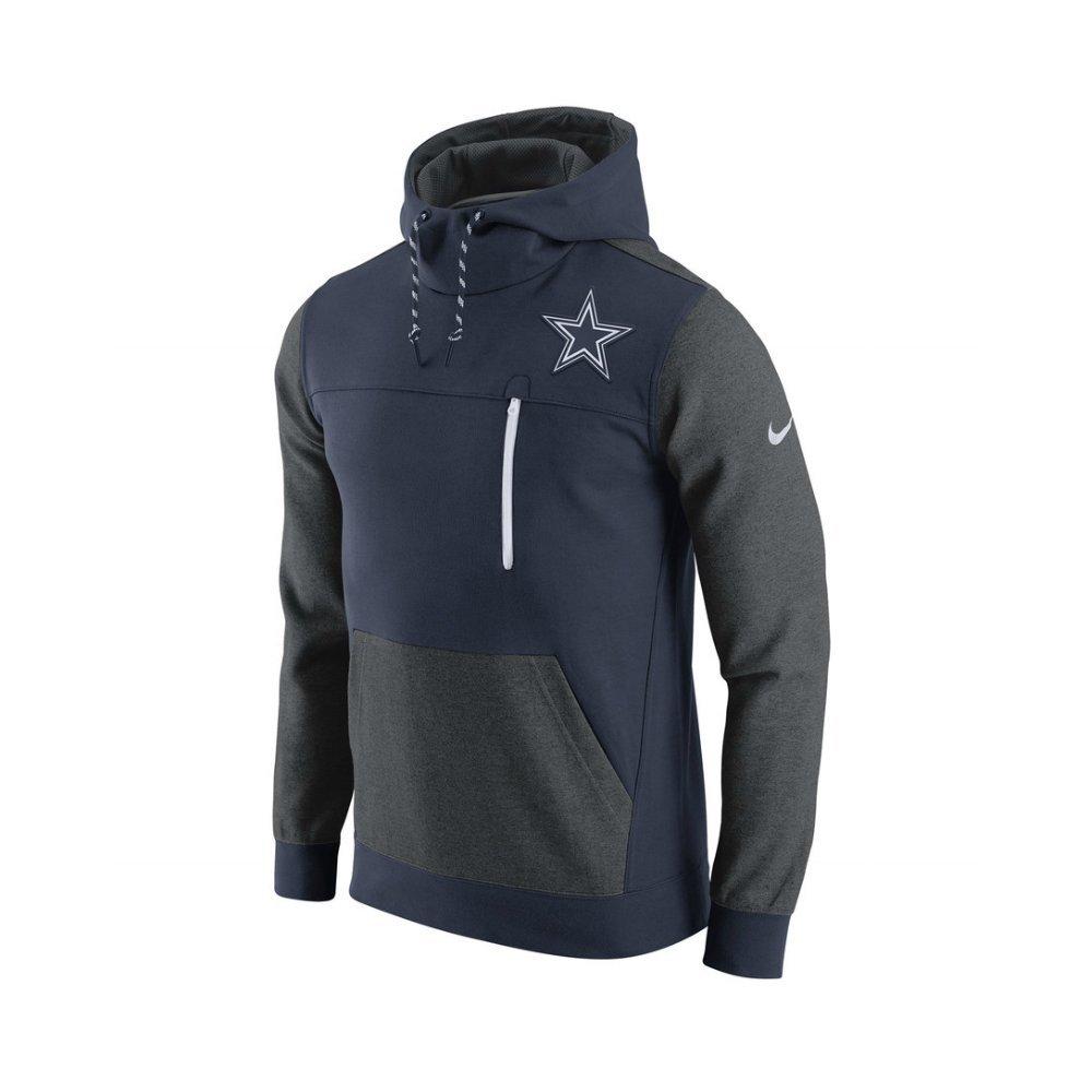 buy online 07d5b 83f2e Nike DAL AV15 FLEECE PO - Jacket - Dallas Cowboys line for ...