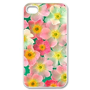Petals Customized Cover Case for Iphone 4,4S,custom phone case ygtg518083