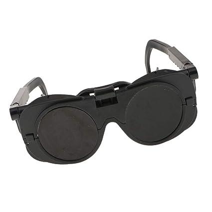 Sharplace Gafas De Protección Ocular Prácticas Cómodas Soldar Jugar Vapor Punk Accesorio de Seguridad