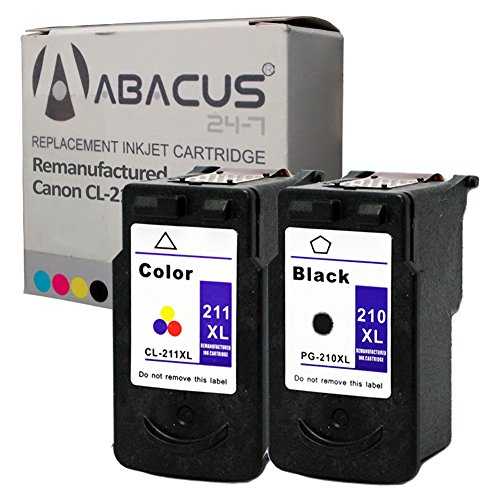 Canon PG 210XL CL 211XL Ink Cartridges Black Color High Capacity For PIXMA MP280 MP495 MX340 MX420 IP2702 And Other Printers