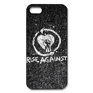 Gators Florida USA Hardcore Punk Rock Band Rise Against iPhone 5,5S Hard Plastic Phone Case