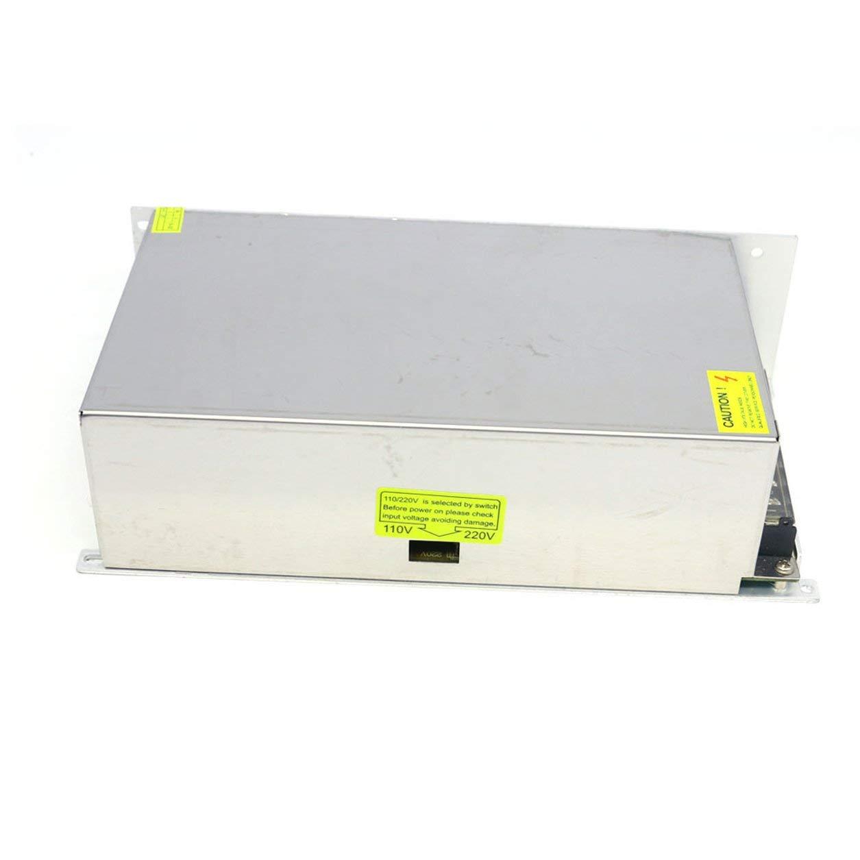 Switching Power Supply DC 12V 10A 15A 20A 30A 40A 50A 60A 100W-1000W For LED