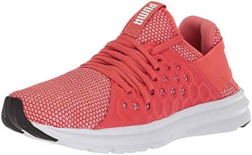 PUMA Women Enzo NF Wn Sneaker Spiced Coral-puma White