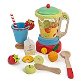 Best PREMIUM Blenders - 12 Pc Wooden Smoothie Maker - Includes Blender Review