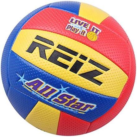 perfeclan Balón de Voleibol de Cuero Pelota de Voleibol Adulto ...