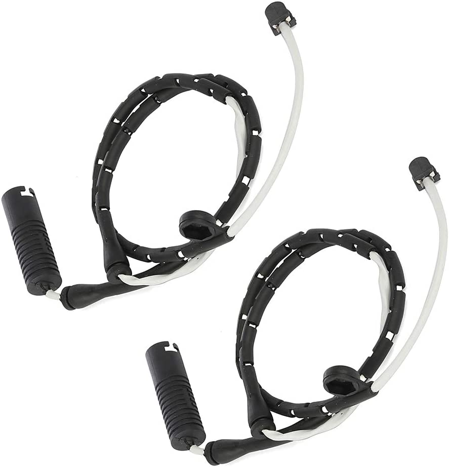 ANPART Front Rear 34351165579 Brake Sensors fit for 2000 2001 2002 2003 2004 2005 2006 BMW X5