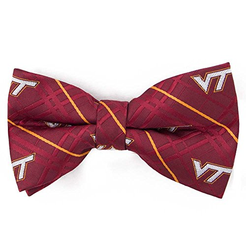 Virginia Tech Oxford Bowtie