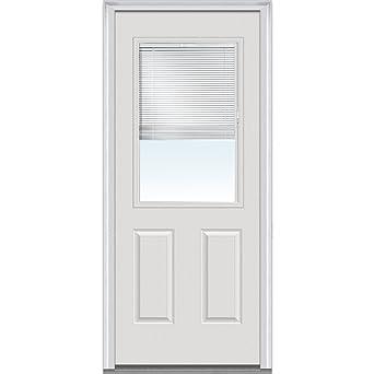 National Door Company Zfs684blfs26l Fiberglass Smooth Primed Left
