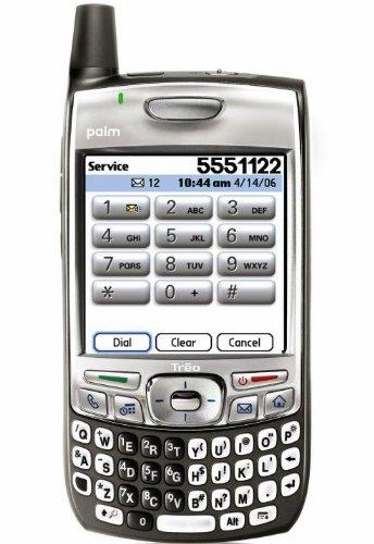 Verizon Wireless Palm Treo 700w Windows Mobile PDA Cell Phone