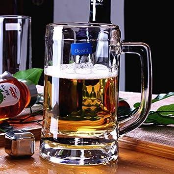 Ocean Munich Beer Mug, 355ml, Set of 6