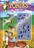 Dream Ponies Book to Color Playset, , 140374369X