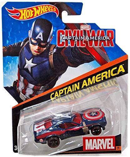 aracter Cars - Captain America Civil War #29 ()