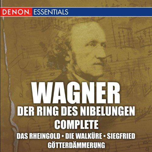 Wagner: Der Ring des Nibelungen (Ring Wagner Nibelungen Des Der)