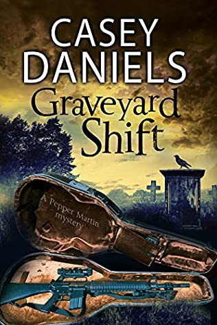 book cover of Graveyard Shift