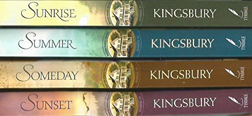 Series Sunrise - Baxter Family Drama - Sunrise Series Set, 4 Books: Sunrise / Summer / Someday / Sunset