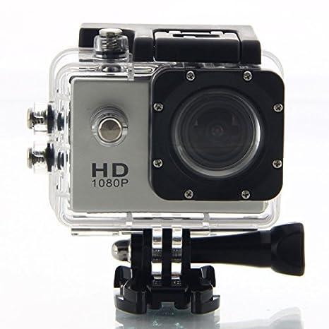 Konarrk Bm400 Action Camera 12Mp 1080P Sport Camcorder, 2.0 Inch Action Cameras