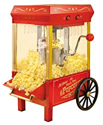 Nostalgia Electrics KPM508 Vintage Collection Kettle Popcorn Maker