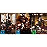 Elementary Season/Staffel 1-3 im Set - Deutsche Originalware [18 DVDs]