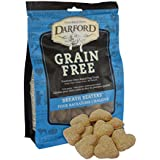 Darford - Grain Free Breath Beaters Dog Treats, 12oz pouch