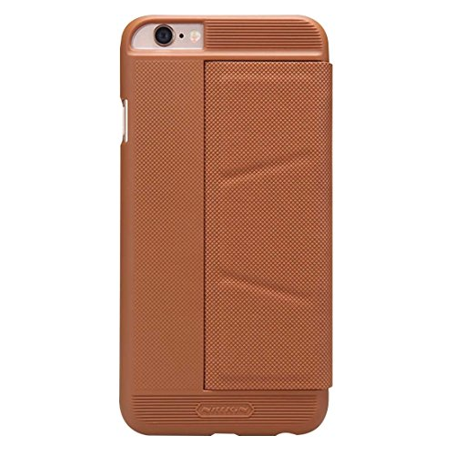 Phone Taschen & Schalen Für iPhone 6 Plus & 6s Plus Business Style Horizontale Flip Leder Tasche mit Kartensteckplatz ( Color : Brown )