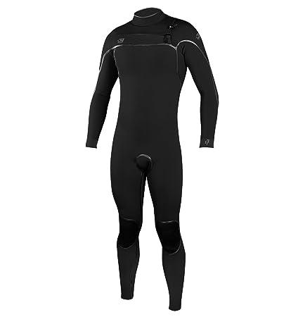 9f059df760 Amazon.com   O Neill Men s Psycho One 4 3mm Chest Zip Full Wetsuit ...