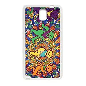 grateful dead bears Phone Case for Samsung Galaxy Note3 Case by Maris's Diary