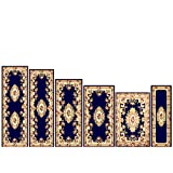 Area Rugs carpet blanket for bedroom rectangle blanket beside the bed blanket for bedside bay window-H 90x180cm(35x71inch)