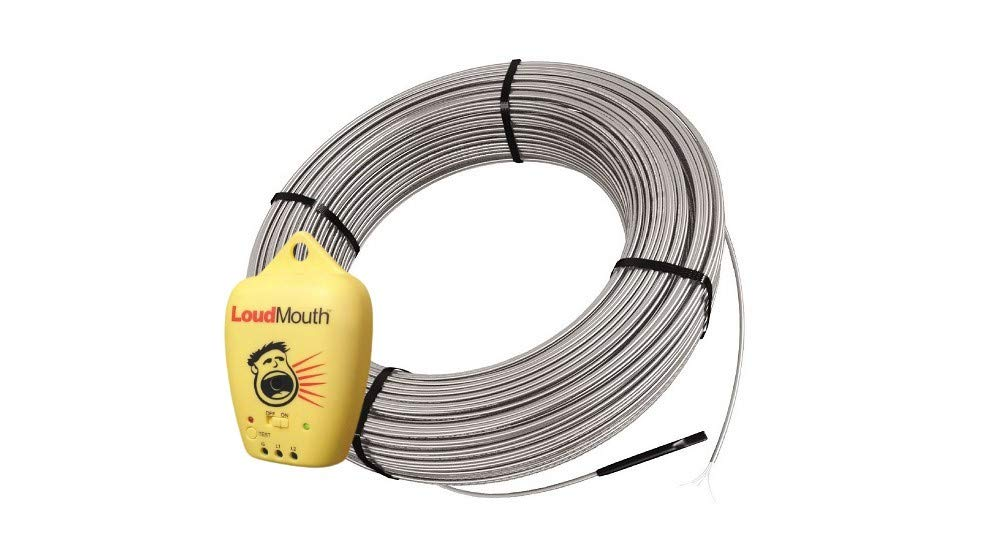 Schluter Ditra Heat Radiant Floor Heating Cable with Electrical Fault Indicator - 134 Square Feet 120 Volt