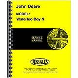 New John Deere N Tractor Service Manual