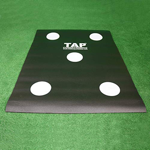 - Tap Dot Mat, Black