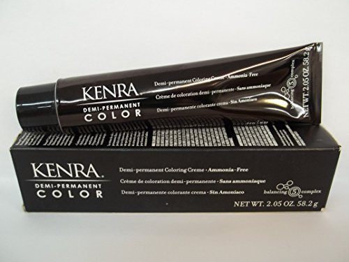 Kenra Demi-Permanent Color 5CG Light Brown - Brown Copper Light