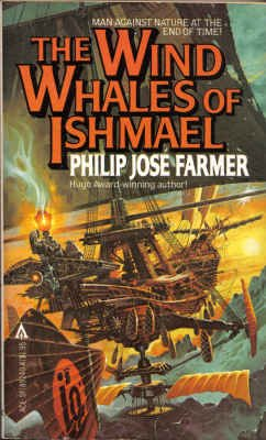 book cover of The Wind Whales of Ishmael
