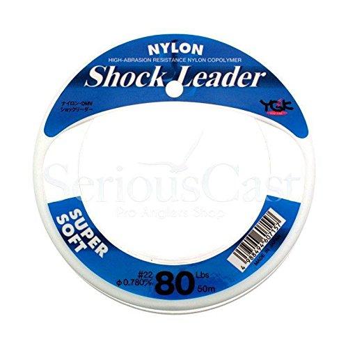 よつあみ(YGK)リーダーDMVナイロンショックリーダーDMVナイロン50m10号35lbクリアの画像