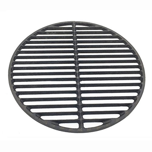 Read About 15 Heavy Duty Cast Iron Grids Round Cooking Grate,BBQ Parts Round Grill Grate Accessorie...