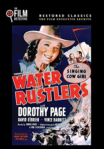 Water Rustlers (The Film Detective Restored Version) - The Singing Detective Dvd