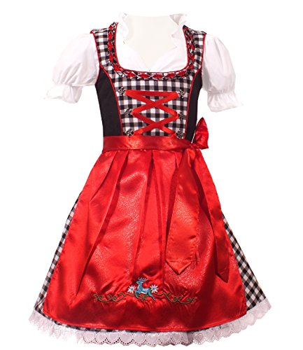 3piece Children Dirndl KD-219/116 -